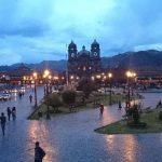 Cusco, una escala de altura en Perú
