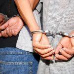 Capturan a policías acusados de robar piezas de carros