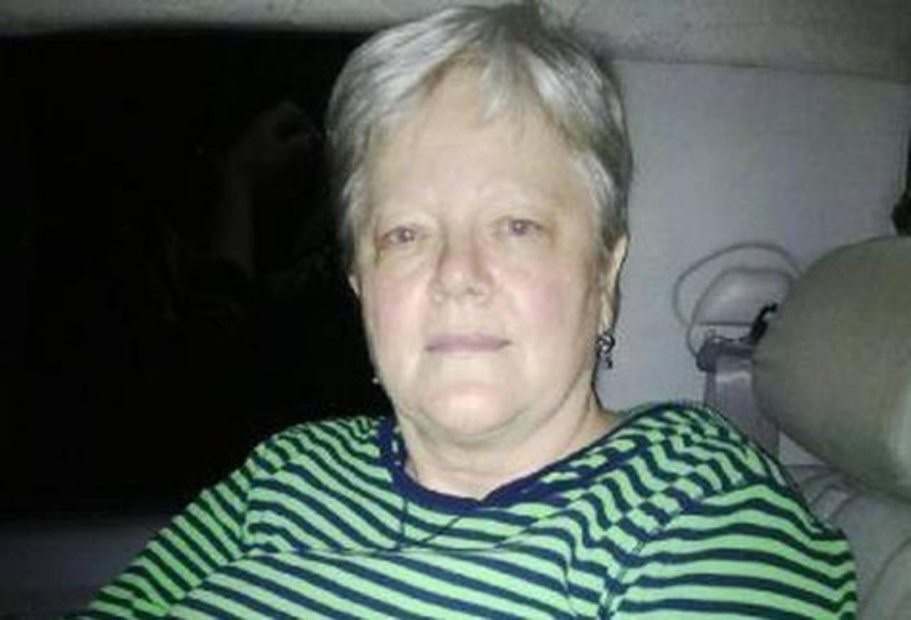 Nancy Susan Bailey, acusada de gestionar adopciones ilegales. Foto EDH / Prensa Libre