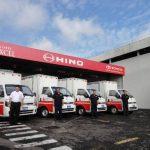 Lo talleres móviles, están diseñados para atender a clientes que poseen flotas de transporte pesado.