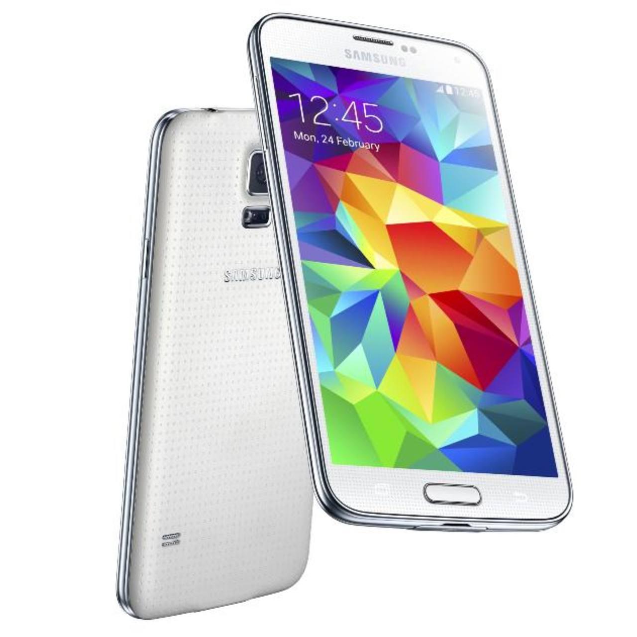 Samsung tiene disponible smartphones de última generación. Foto EDH /cortesía