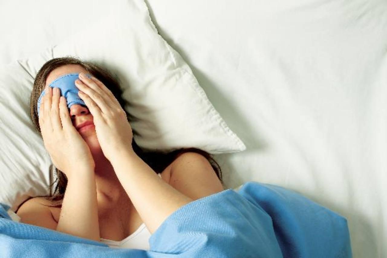 La depresión debido a la alteración de la calidad del sueño al fragmentarse el descanso nocturno. foto edh