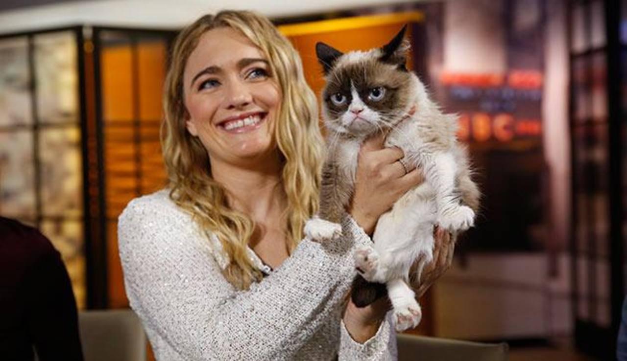 Dueña de Grumpy Cat ha ganado casi $100 millones