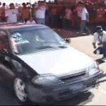 Video: Alcaldía de Santa Tecla gestionó permiso para carrera en que hubo dos muertos