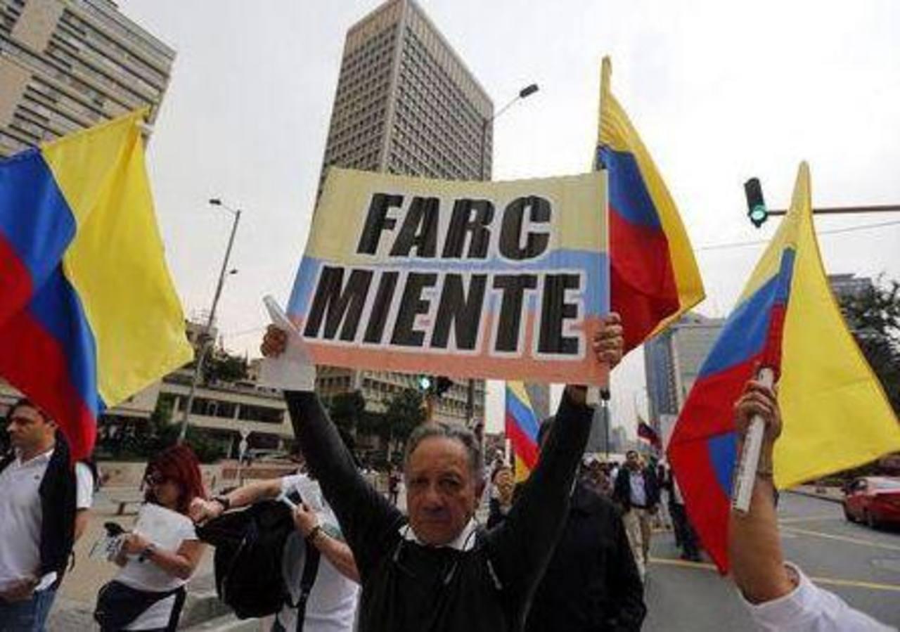 Gobierno colombiano valora cese el fuego de las FARC pero no acepta verificación