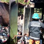 Incendio consume casa en Ayutuxtepeque