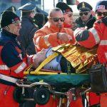 Se desconoce el paradero de 98 pasajeros de ferry accidentado