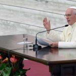 Papa Francisco dice a las familias numerosas que son la esperanza social