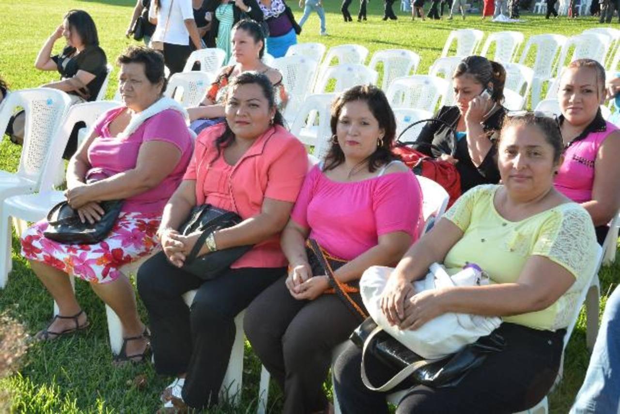 El programa reafirma el compromiso de Citi con el sector emprendedor salvadoreño. Foto EDH/David Rezzio