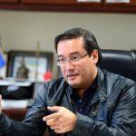 Fiscal Luis Martínez recibe amenazas vía Twitter