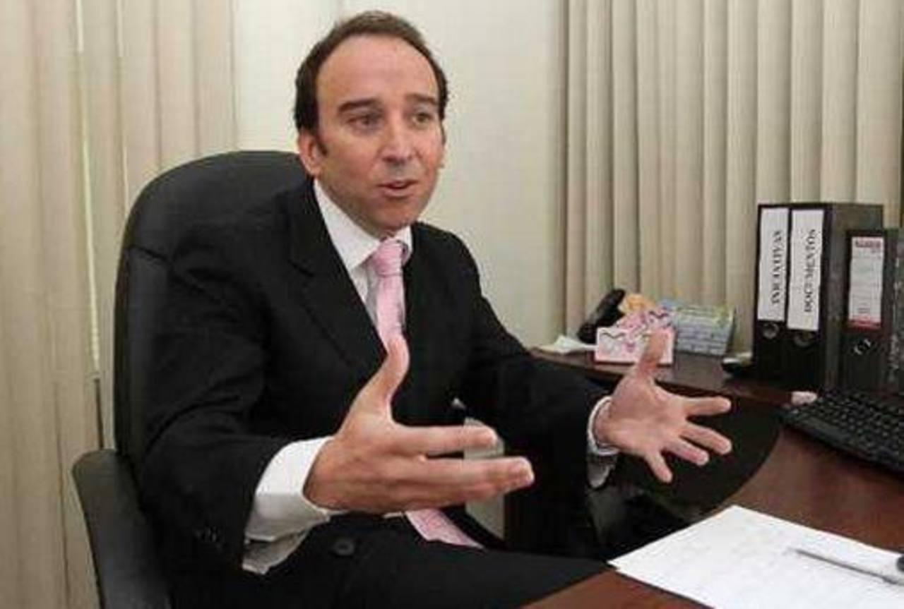 El procurador de los Derechos Humanos de Guatemala, Jorge de León.
