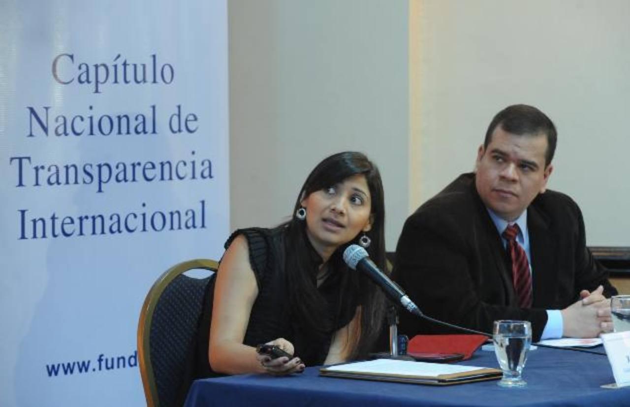 Xenia Hernández es abogada del Centro de Asesoría Legal Anticorrupción (Alac).