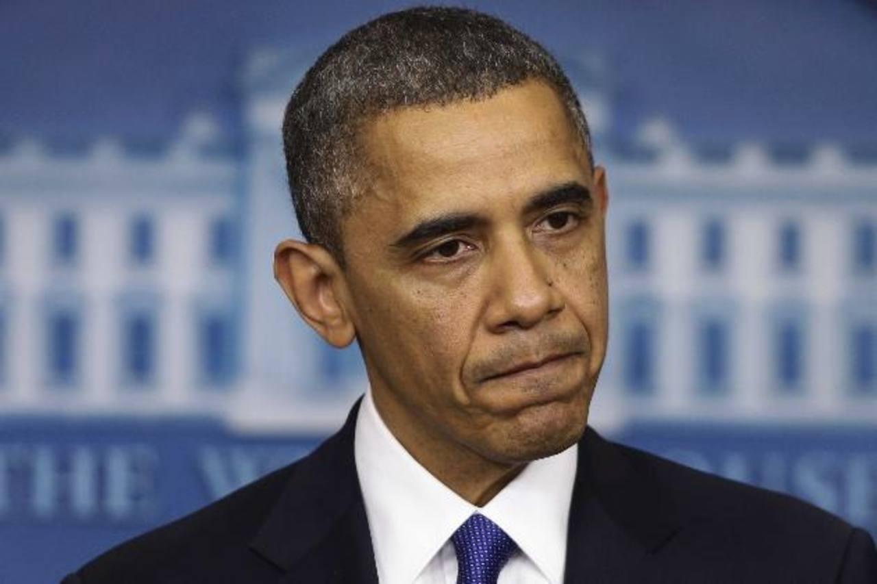 """Obama promete """"hacer todo lo que pueda"""" para cerrar cárcel de Guantánamo"""