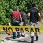Durante este año, se registra un aumento de asesinatos múltiples, la semana pasada se registro un óctuple homicidio en Sonsonate. Foto EDH / Archivo.