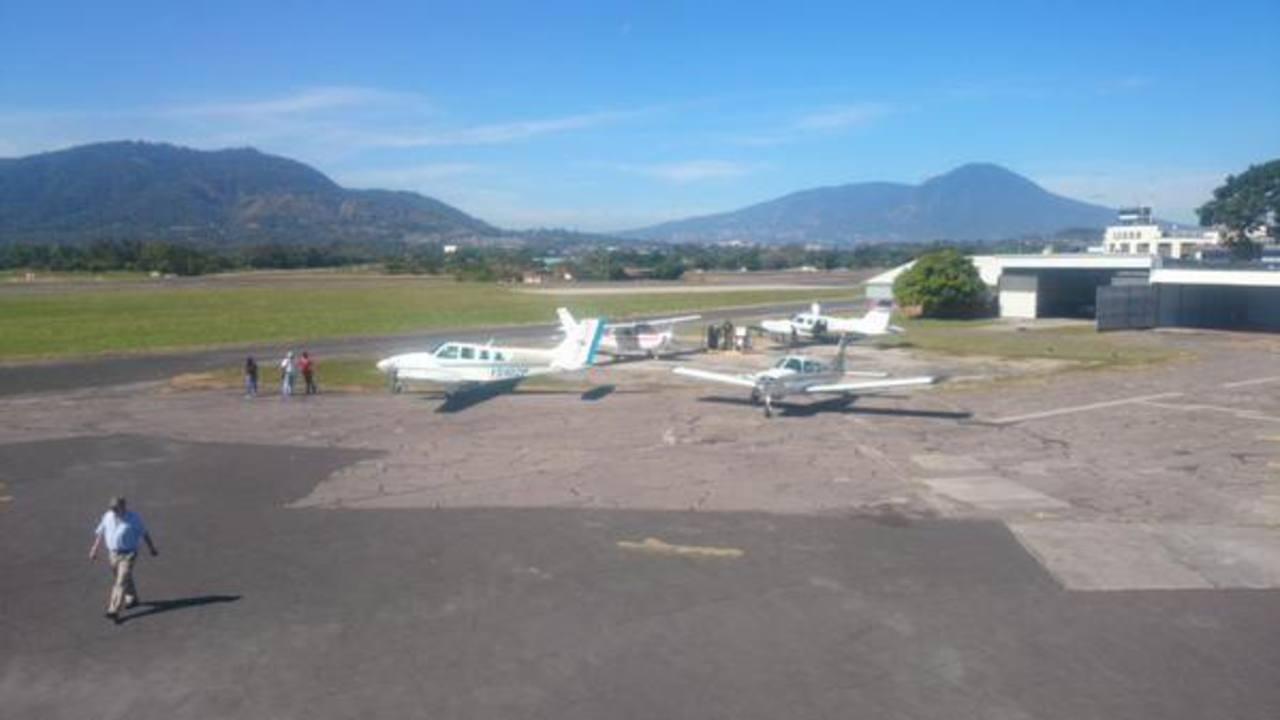 """Ilopango Air Show """"The Flying Circus"""" llega en 2015"""