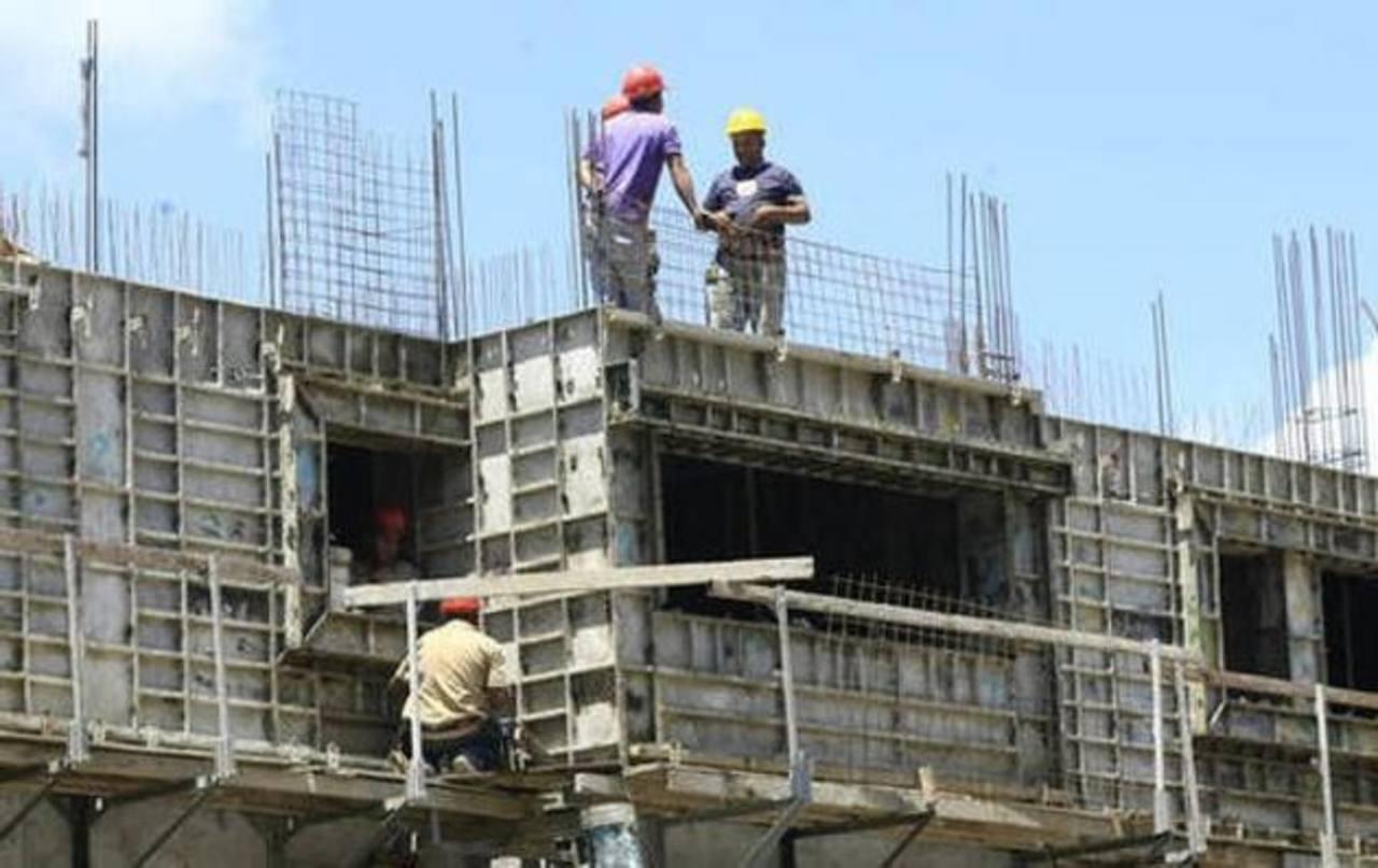 La construcción fue de las actividades más dinámicas.