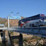 Construirán un nuevo puente en la frontera El Jobo