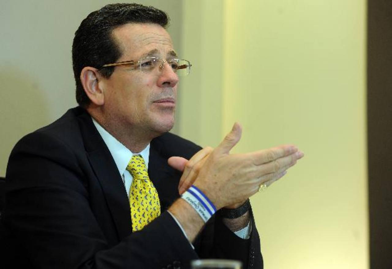 Jorge Velado, de ARENA