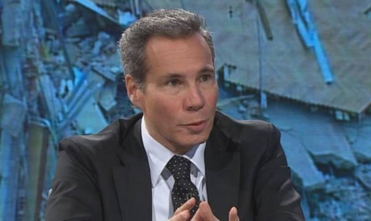 Alberto Nisman. /