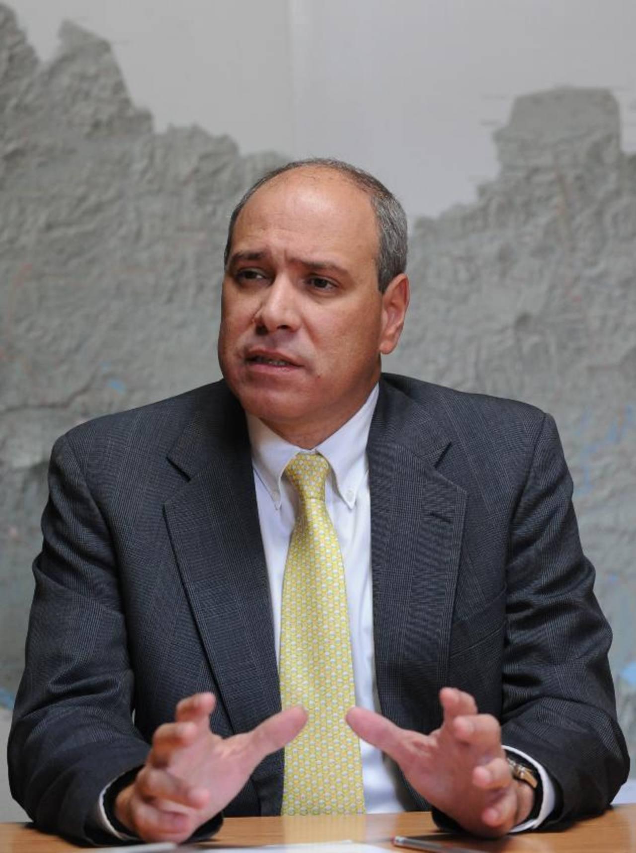 Rodrigo Ávila ha sido director de la Policía en dos oportunidades. En su última gestión, impulsó el Plan Sarissa que redujo en un 30 por ciento los homicidios y las extorsiones.