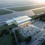 Nuevo aeropuerto de Palmerola, Honduras.
