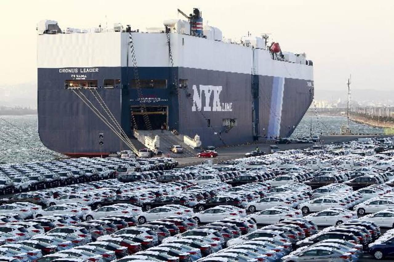 Prevén una caída del 4 % de las ventas de automóviles en EE.UU. en agosto . Foto EDH / archivo