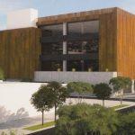 El edificio de operaciones será el centro neurálgico del banco. Albergará a unos 450 colaboradores del Agrícola a partir de 2016, según informó Barraza.