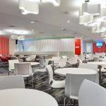 Así luce la nueva sala VIP de Avianca en el Aeropuerto Internacional Monseñor Oscar Arnulfo Romero.