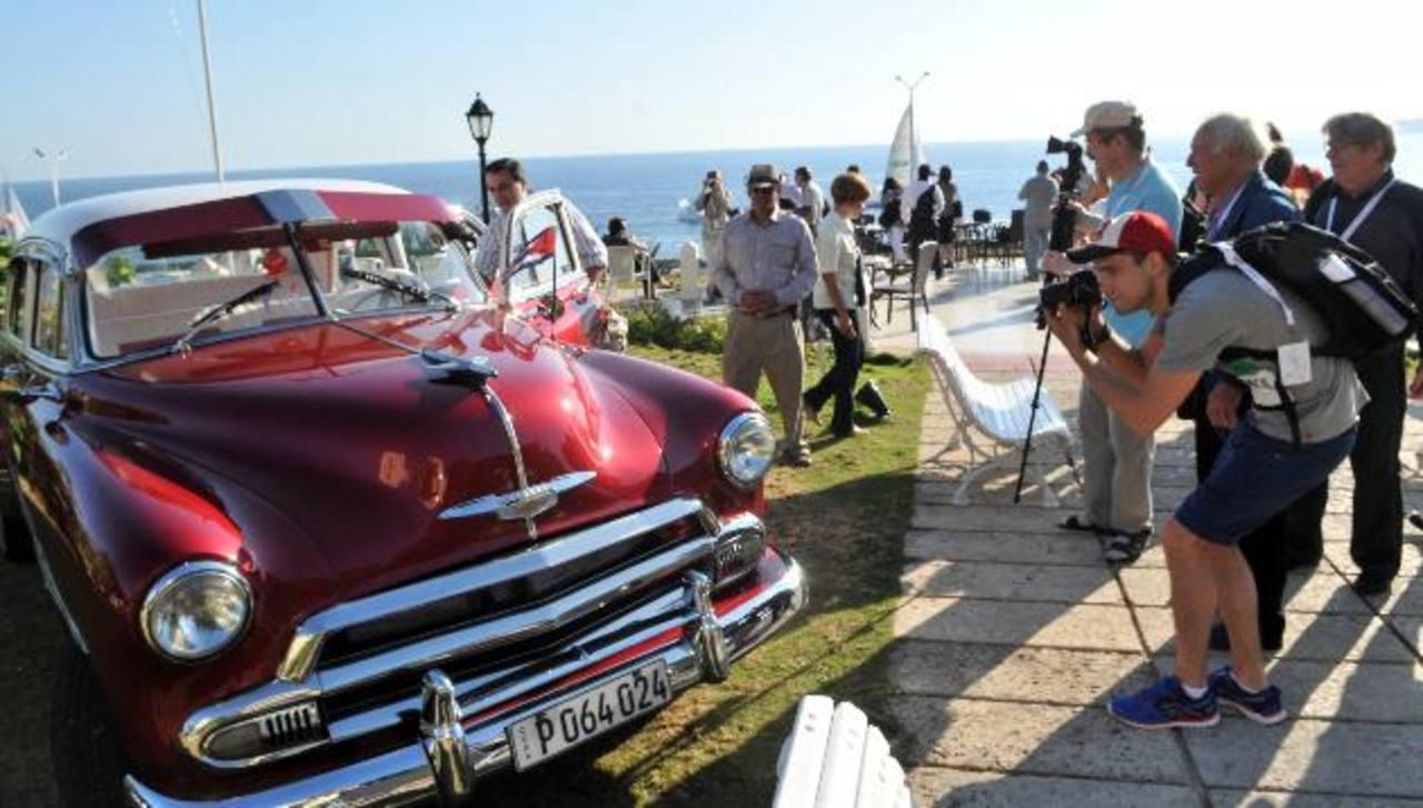 Cuba recibió hasta octubre 2014, un total de 187.311 turistas, registrando un crecimiento del 11.5% en relación con igual mes de 2013, según la Oficina Nacional de Estadísticas e Información (ONEI).