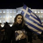 El Eurogrupo celebró ayer una reunión extraordinaria para tratar la solicitud del Gobierno griego de prorrogar seis meses el crédito concedido al país.