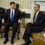 Foto de archivo de febrero de 2012, cuando Xi Jinping, en su calidad de Vicepresidente de China, visitó a Obama en la Casa Blanca.