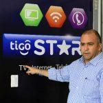 Marcelo Alemán sostiene que Tigo es ya el principal proveedor de servicios de televisión pagada en el país.