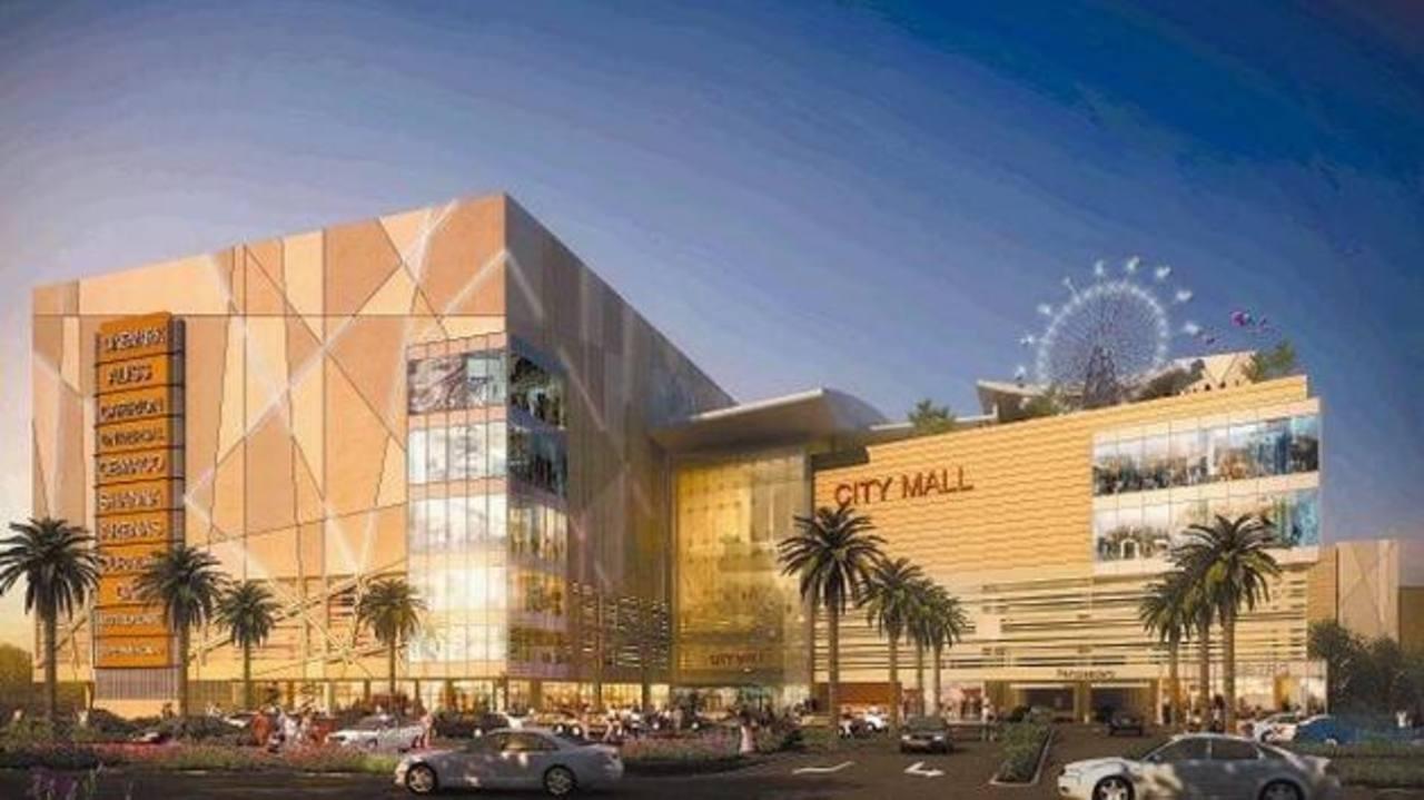 El City Mall en Alajuela comprende 200,000 metros cuadrados de construcción. Se estima que la apertura tendrá lugar en octubre 2015 y es una de las inversiones más esperadas por los consumidores. _FOTO Expansión.