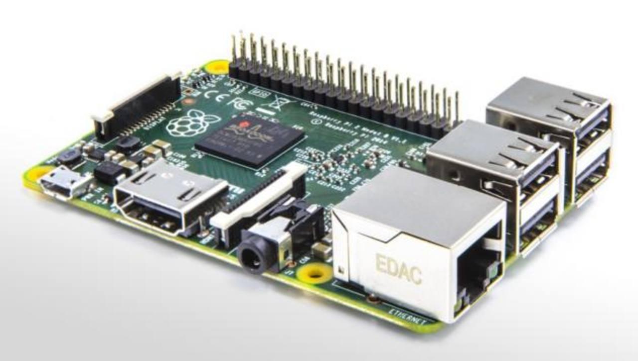 Nuevo ordenador Raspberry Pi 2 será compatible con Windows 10