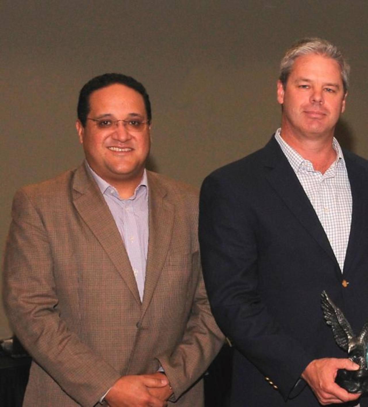 Jaime Campos, sube a director de Operaciones y Andrew Dreher, a la presidencia de la compañía.