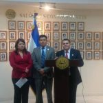 Parlamentarios del FMLN lamentaron que diputados no aprobaran la ley. /