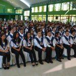 Durante dos años los jóvenes recibieron preparación especializada. En el evento a los graduados también les otorgaron becas para continuar con sus estudios superiores. foto edh / Iris Lima