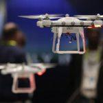 Los drones para las selfi aéreas despegan en la CES