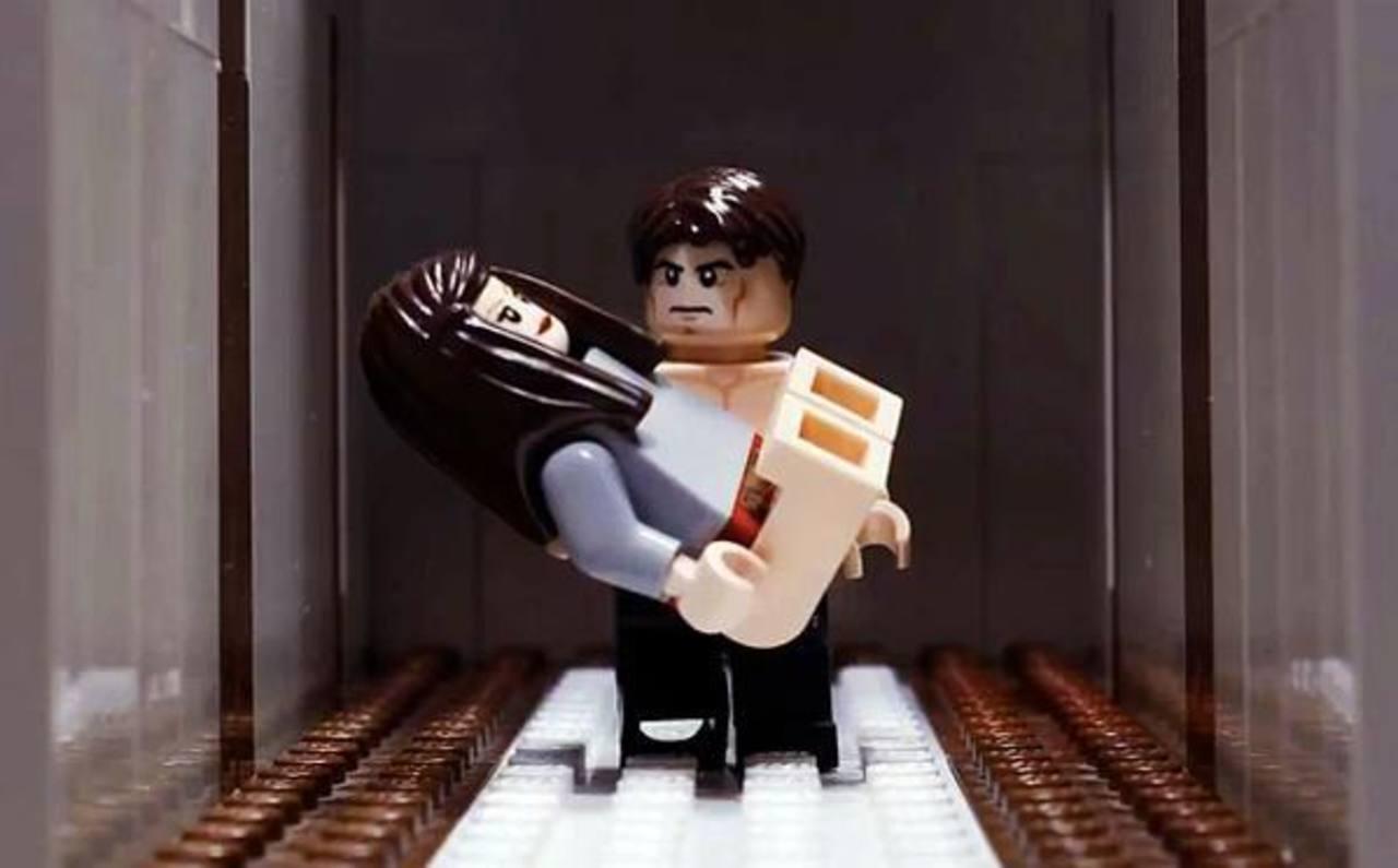 """VIDEO: """"50 sombras de Grey"""" a lo LEGO"""