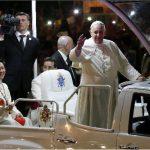 Francisco a su llegada a Filipinas.
