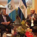 Presidente guatemalteco, Otto Pérez Molina, llega mañana a El Salvador