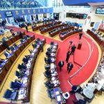 La Asamblea Legislativa aprobó 27 modificaciones al presupuesto 2014, a petición de la Presidencia. Foto EDH / archivo.