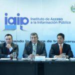 El IAIP confrontó a la parte demandada (Casa Presidencial) y a Funde-Alac el pasado 16 de diciembre. foto edh /archivo