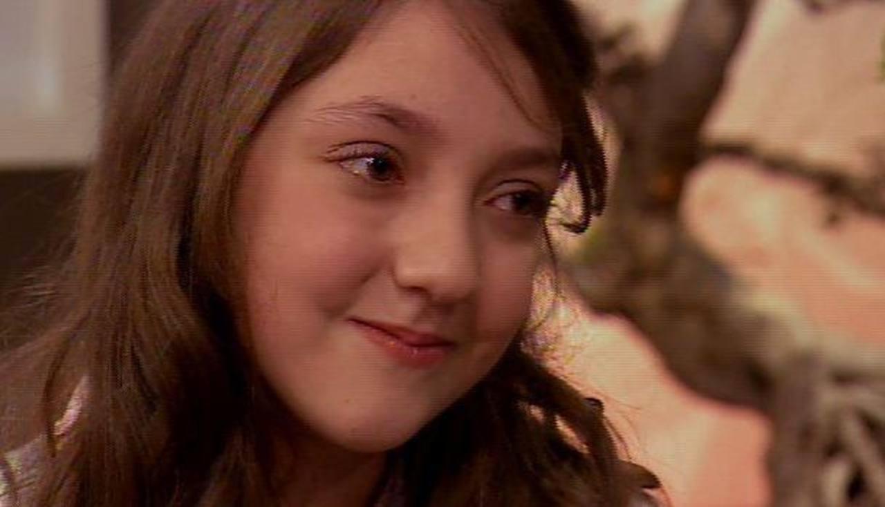 Niña de 14 años pide que la dejen morir