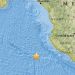 Sismo de 6.2 frente a la costa mexicana del Pacífico