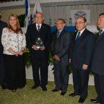 El ganador del Cafeto 2014 fue el empresario santaneco Mario Saade, tercero de izquierda a derecha. fotos edh / iris lima