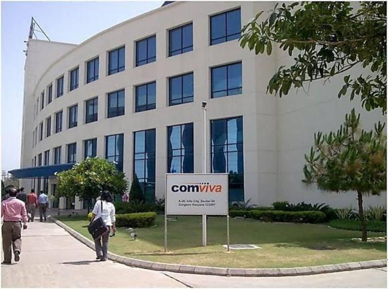 La empresa de India es proveedora de Tigo y les apuesta a los servicios de banca móvil y transacciones de compra. Foto EDH