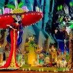 """El mundo fantástico de """"El Libro de la Vida"""" es una inspiración artística que tomó Simón Varela de Suchitoto y del pintor Fernando Llort. Las esculturas de la cinta se hicieron en el país."""