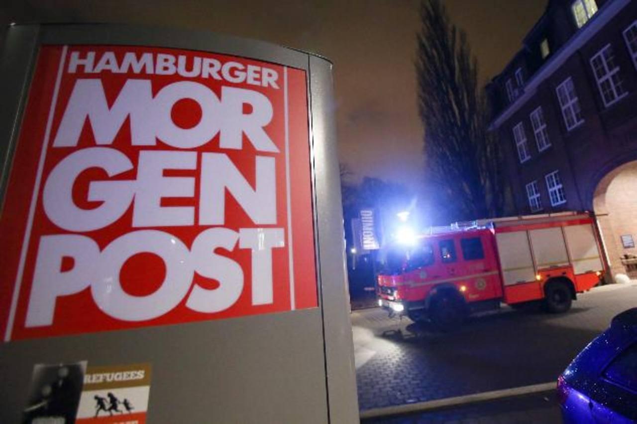 "Ataque incendiario a un diario alemán que publicó dibujos de ""Charlie Hebdo"""
