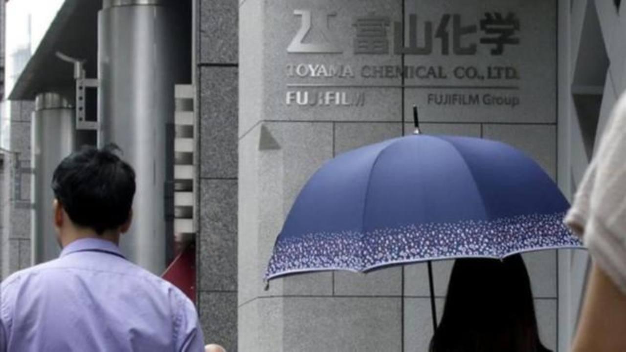 El laboratorio japonés Toyama Chemical proporcionó el medicamento para el estudio. foto EDH